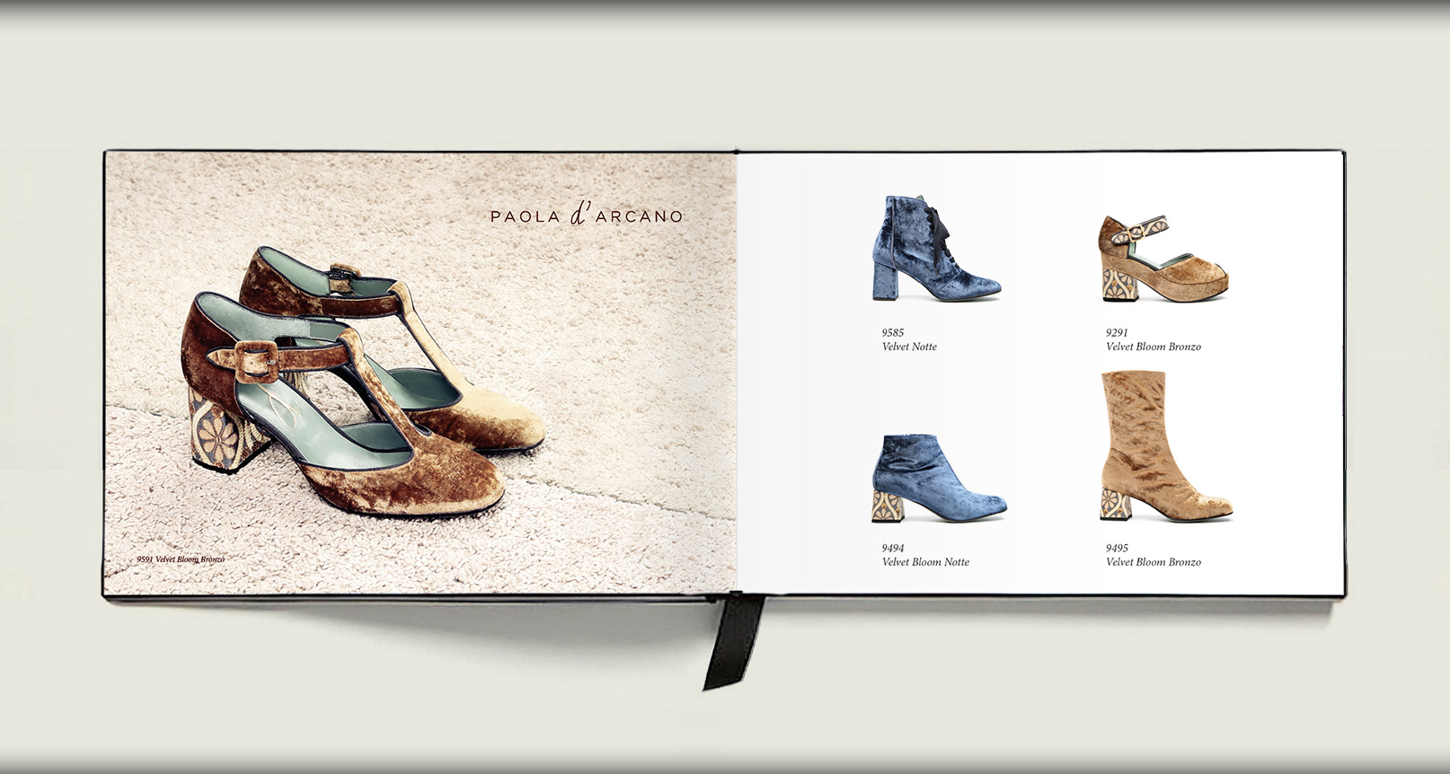 Advertising Paola D'Arcano Shoes Made in Italy - 6