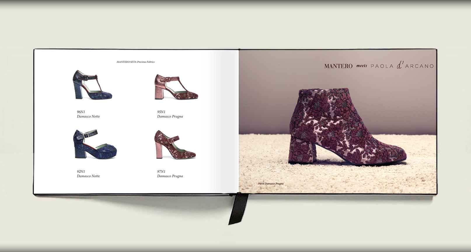 Advertising Paola D'Arcano Shoes Made in Italy - 9