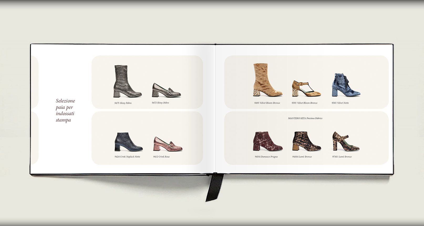 Advertising Paola D'Arcano Shoes Made in Italy - 10