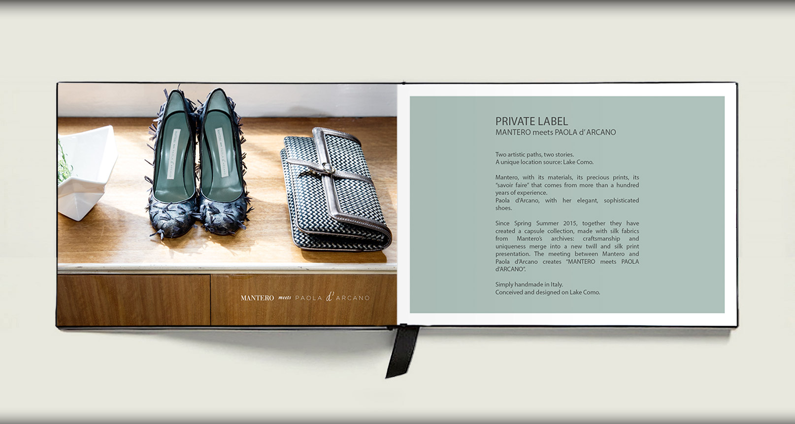 Story Paola D'Arcano Shoes Made in Italy - 16